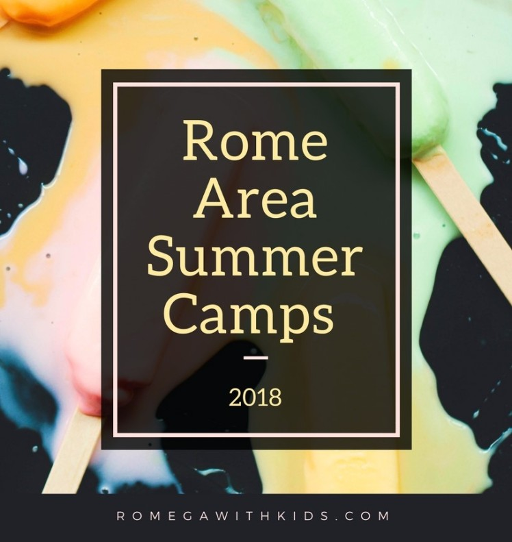 Rome Area Summer Camps